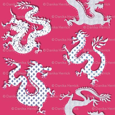Paper Dragons on Raspberry
