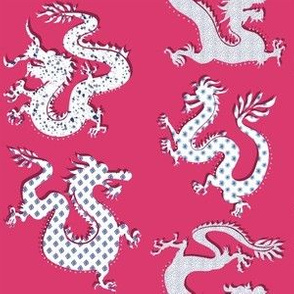 Paper Dragons on Raspberry