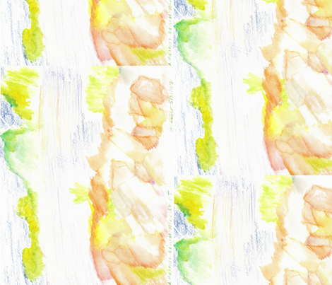 Rivers and Streams fabric by artist55 on Spoonflower - custom fabric
