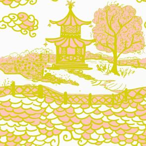 Cloud_Pagoda Acid Pink