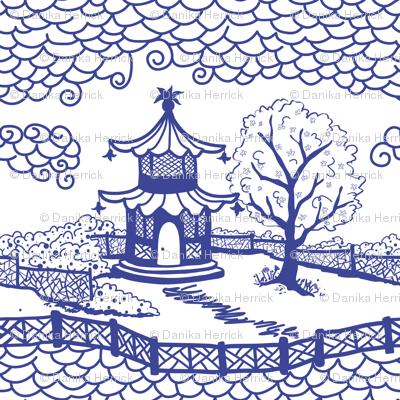 Cloud_Pagoda Cobalt