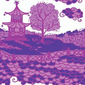 Cloud_Pagoda Lilacs