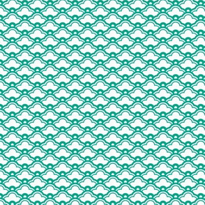 matsukata mini in emerald
