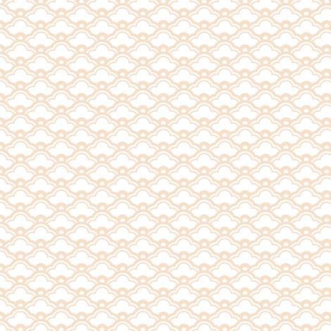 matsukata mini in pearl fabric by chantae on Spoonflower - custom fabric