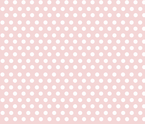 Cloud 9 Spot Small Dusk fabric by designedtoat on Spoonflower - custom fabric