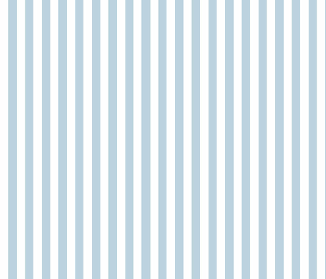 Cloud 9 Stripe Sky fabric by designedtoat on Spoonflower - custom fabric