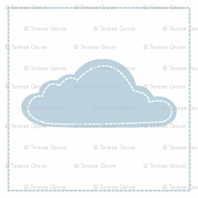 Cloud 9 Patch Sky