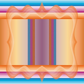 Fabric_Stripes_SoChic_orange
