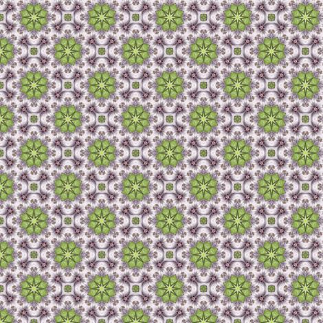 Rosalie's Crosstile fabric by siya on Spoonflower - custom fabric