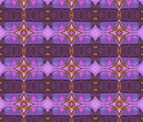Comfort from the Storm - smaller fabric by susaninparis on Spoonflower - custom fabric