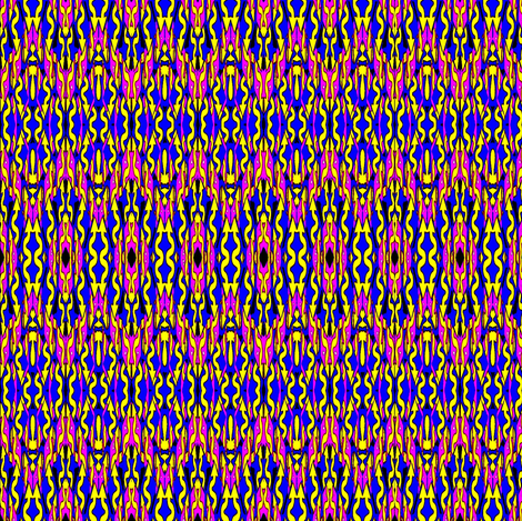 purple_arrows 2 fabric by dk_designs on Spoonflower - custom fabric