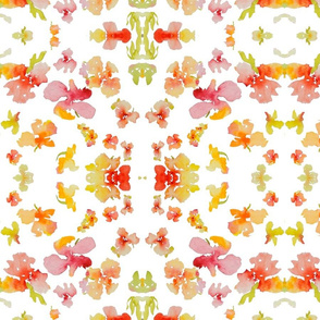 Watercolor Flower, Spring 2013 Collection, No. 7