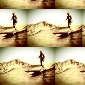 Diamond Head Surfing, Beach boys, Aloha
