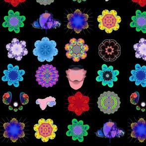 Fractal Flowers 1