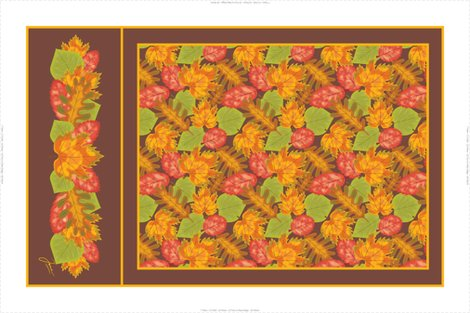 Rautumn_leaves_tea_towel_shop_preview