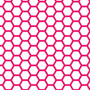 Hive - Pink and White