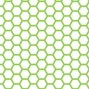 Hive - Green and White