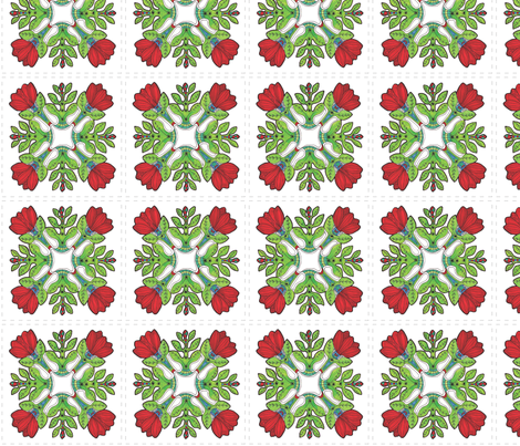 christmas_napkins fabric by shellyaloha on Spoonflower - custom fabric