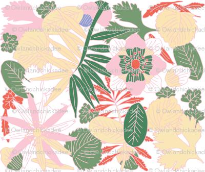 Botanic - Soft/White