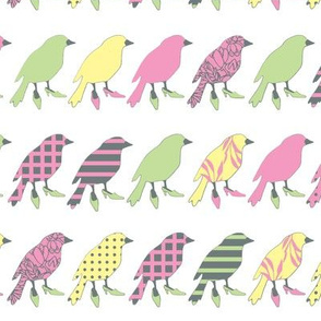 birdline pink variation