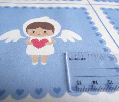 Kawaii Angels cocktail napkins