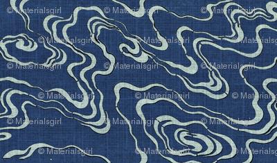 ripple - blue pools
