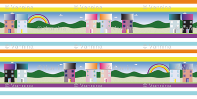 Fabric_Stripes_Houses