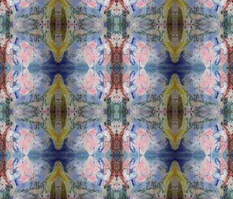Ice cream Skater fabric by myartself on Spoonflower - custom fabric