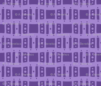 Open Windows - Violet