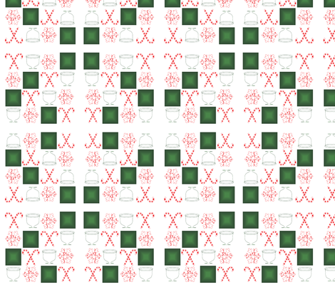 holiday fabric by anntoinette on Spoonflower - custom fabric