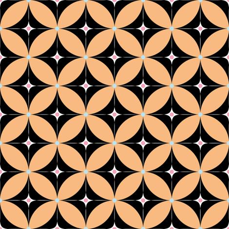 Bollywood_kolam2in fabric by vannina on Spoonflower - custom fabric