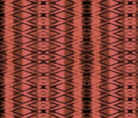 Northern Salmon Scales fabric by wren_leyland on Spoonflower - custom fabric