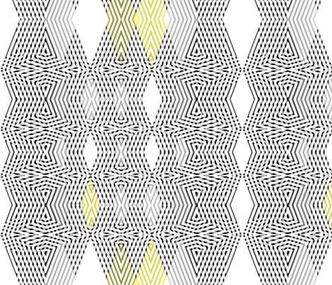 op-art-ow2 fabric by wren_leyland on Spoonflower - custom fabric