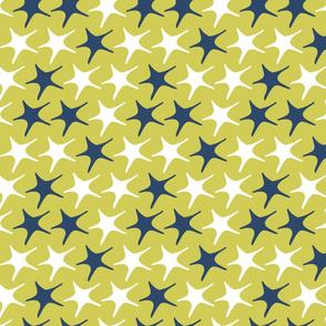 Matisse stars in yellow
