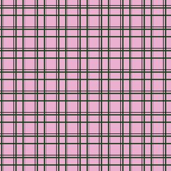 Pink U.P. Plaid fabric by hmooreart on Spoonflower - custom fabric