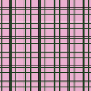 Pink U.P. Plaid