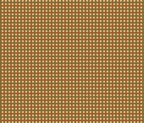 First Doctor Tartan fabric by mongiesama on Spoonflower - custom fabric