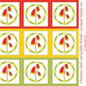 Rrchristmas_bells_and_golden_wattle_cocktail_napkins_3_colours_natural_by_rhonda_w_shop_thumb