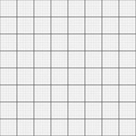Graph Paper - Engineering fabric by mongiesama on Spoonflower - custom fabric