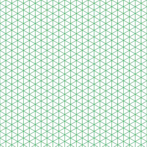 Graph Paper Green Isometric fabric mongiesama Spoonflower – Isometric Graph Paper