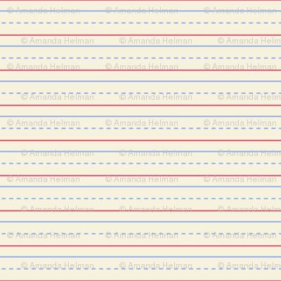 Handwriting Practice Paper