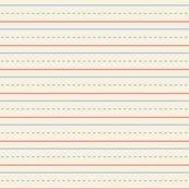 Handwriting Practice Paper wallpaper - mongiesama - Spoonflower