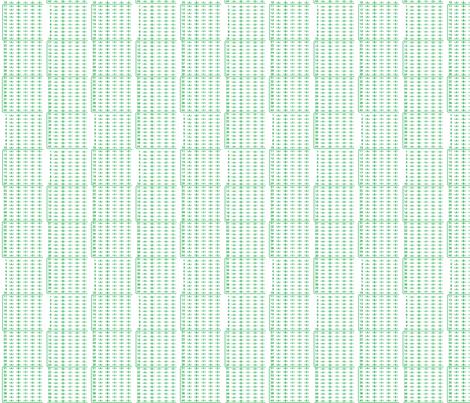 Scantron rectangles fabric by mongiesama on Spoonflower - custom fabric
