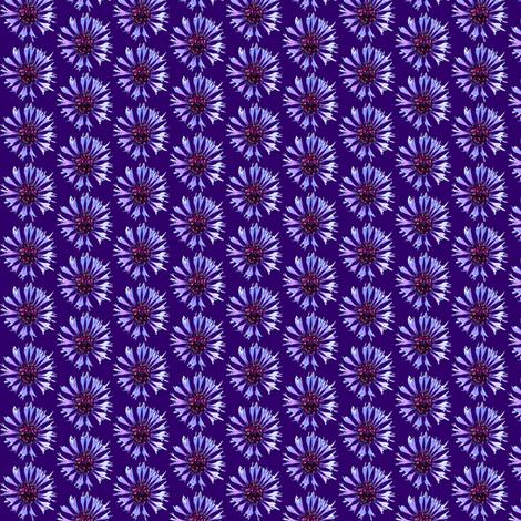 Cornflower (xs) fabric by vib on Spoonflower - custom fabric