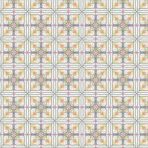 Flowershaped Pattern