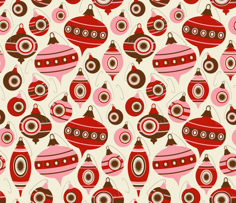 Sassy Stripes ~ Neapolitan fabric by retrorudolphs on Spoonflower - custom fabric