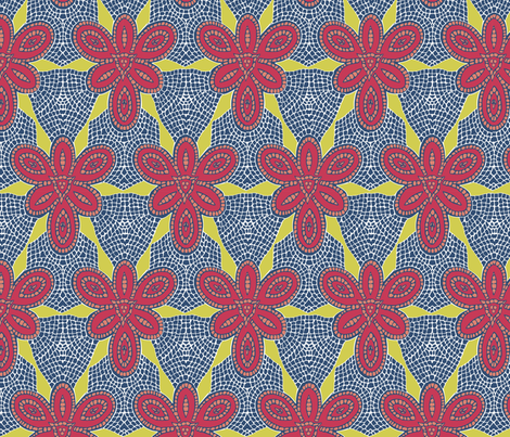 Bath fabric by kirpa on Spoonflower - custom fabric