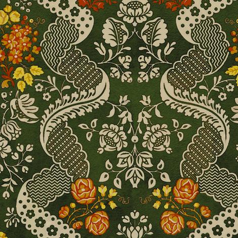 Rococo VA 1b fabric by muhlenkott on Spoonflower - custom fabric