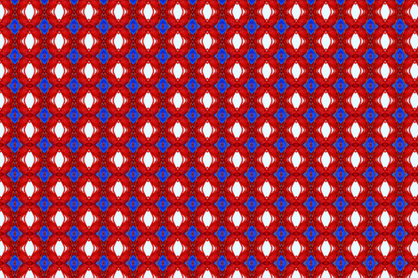 MEDLOBSTER TABLE-CLOTH fabric by joancaronil on Spoonflower - custom fabric