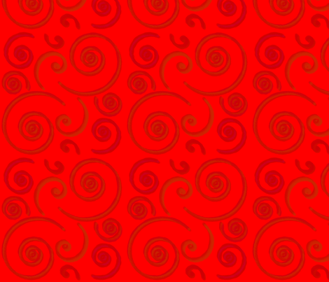 RedSurf fabric by stickelberry on Spoonflower - custom fabric